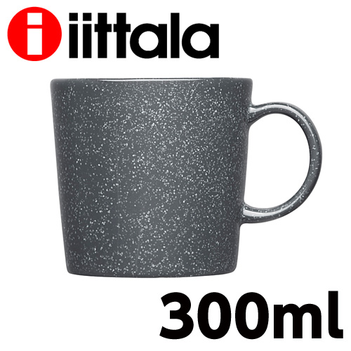 iittala Teema ティーマ マグカップ 300ml ドッテドグレー