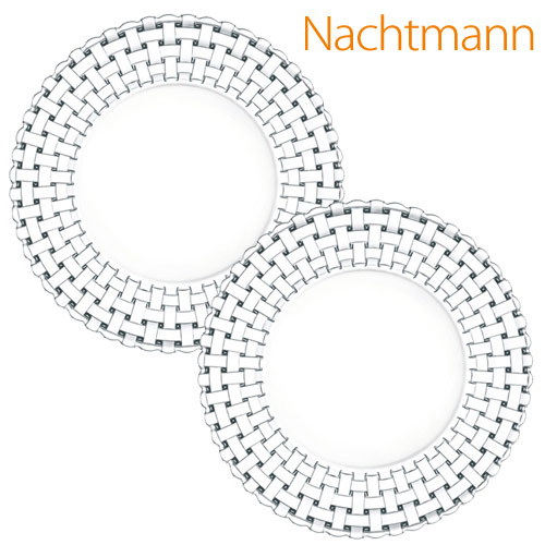 Nachtmann ボサノバ プレート スモール 23cm 2個セット 98035