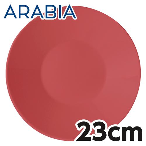 Arabia Coco ココ プレート 23cm コーラル