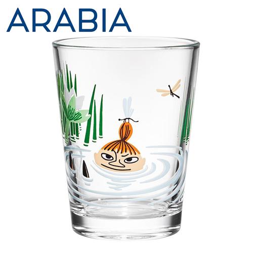 ARABIA アラビア Moomin ムーミン タンブラー 220ml リトルミィ