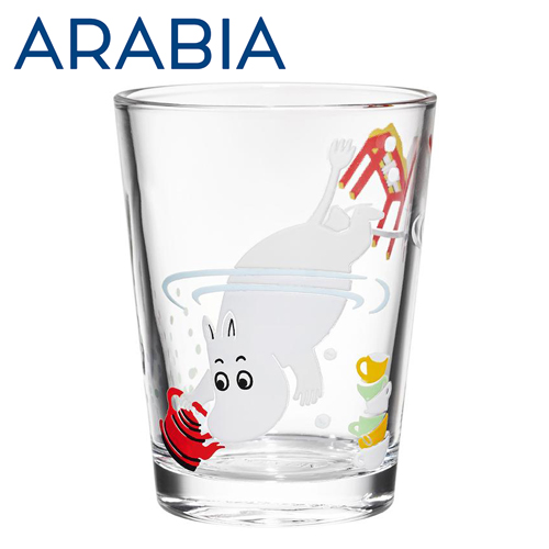 ARABIA アラビア Moomin ムーミン タンブラー 220ml ムーミントロール