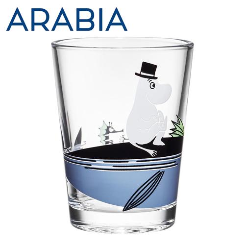 ARABIA アラビア Moomin ムーミン タンブラー 220ml ムーミンパパ