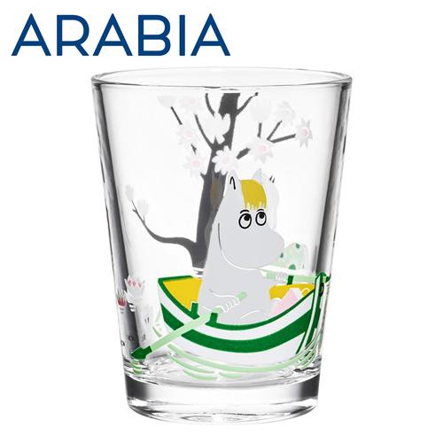ARABIA アラビア Moomin ムーミン タンブラー 220ml スノークメイデン