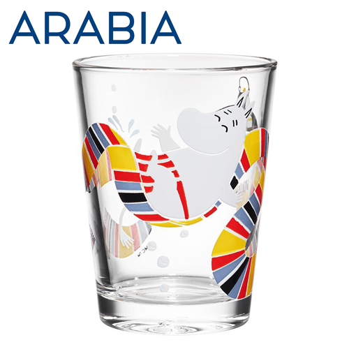 Arabia アラビア ムーミン Moomin タンブラー 220ml ムーミンママ