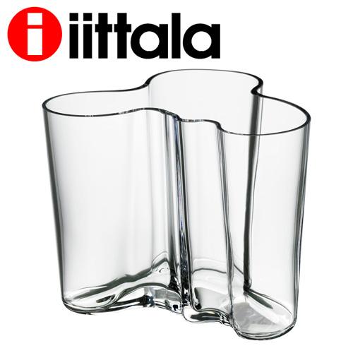 iittala イッタラ Alvar Aalto アルヴァアアルト ベース 120mm クリア