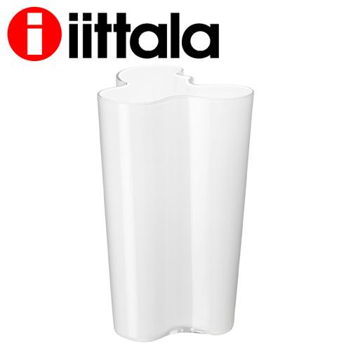 iittala Alvar aalt アルヴァアアルト ベース 251mm オパールホワイト