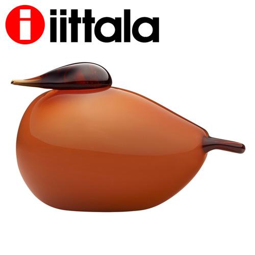 iittala Bird バード バイ トイッカ クーラス 140×90mm オレンジ