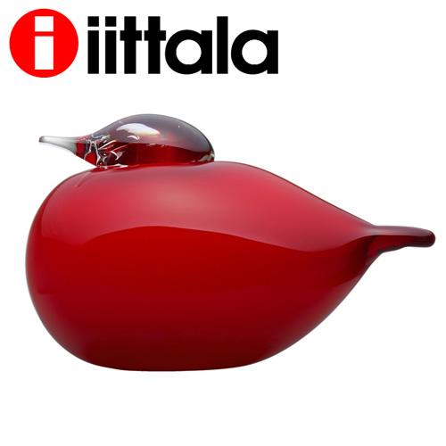 iittala Bird バード バイ トイッカ パフボール 70×50mm クランベリー