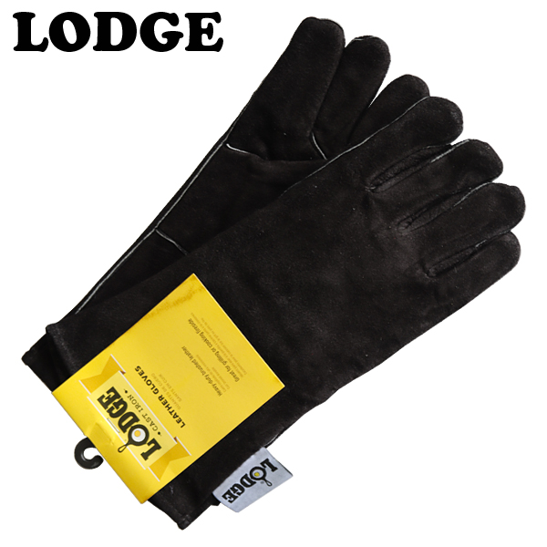 LODGE レザーグローブ LEATHER GLOVES A5-2