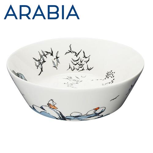 ARABIA アラビア Moomin ムーミン サービングボウル トゥルー・トゥ・イッツ・オリジン 23cm True to its origins