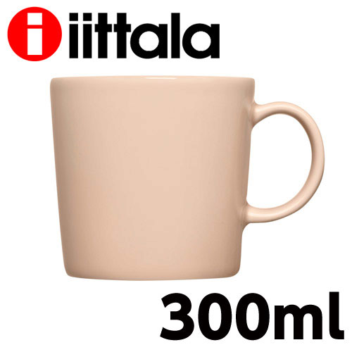 iittala イッタラ Teema ティーマ マグカップ 300ml パウダー