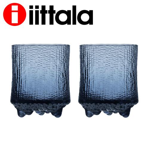 iittala イッタラ Ultima Thule ウルティマツーレ オールドファッション S グラス 200ml レイン 2個セット