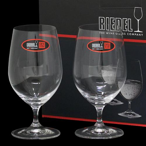 RIEDEL ワイングラス ヴィノム グルメグラス 2個セット 6416/21