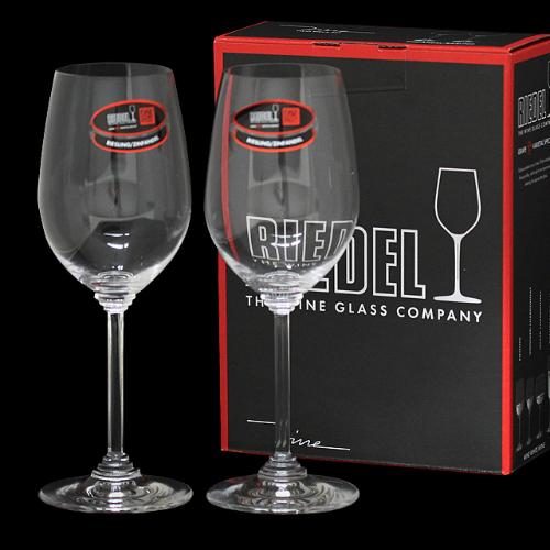 RIEDEL ワイングラス ワイン ジンファンデル/リースリング 2個セット 6448/15