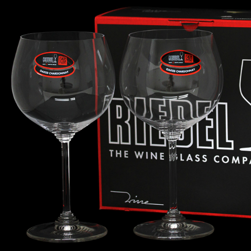 RIEDEL ワイングラス ワイン オークド・シャルドネ(モンラッシェ) 2個セット 6448/97