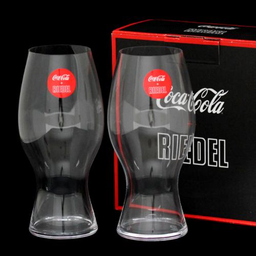 RIEDEL グラス オー コカ・コーラ+リーデルグラス 2個セット 0414/21