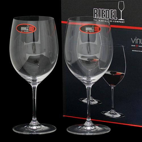 RIEDEL ワイングラス ヴィノム ブルネッロ・ディ・モンタルチーノ 2個セット 6416/90