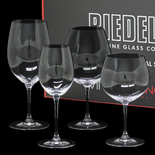 RIEDEL ワイングラス ヴィノム テイスティング 4個セット 5416/47-1