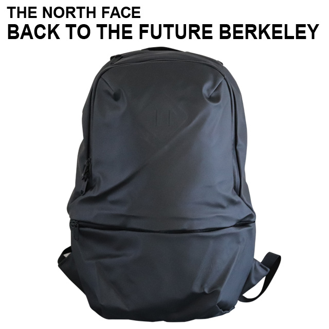 THE NORTH FACE バックパック BACK TO THE FUTURE BERKELEY バックトゥザフューチャーバークレー ブラック T92ZFBJK3