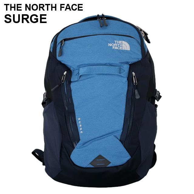 THE NORTH FACE バックパック SURGE サージ ディッシュブルーライトヘザー T93ETV9QQ