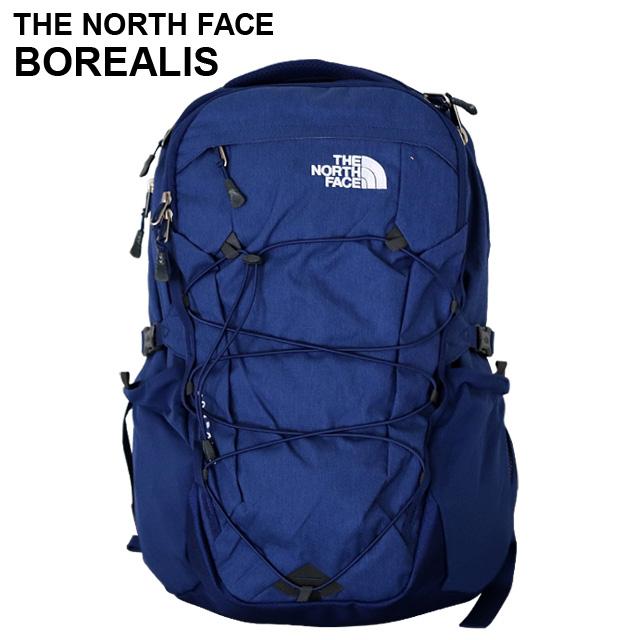 THE NORTH FACE バックパック BOREALIS ボレアリス ネイビーブルー