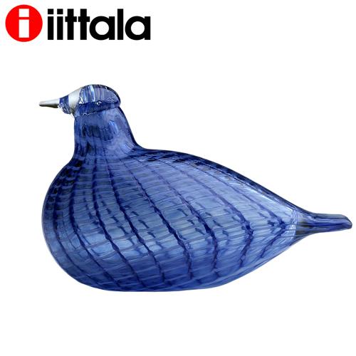 iittala イッタラ Birds by Toikka バード ルリコマドリ ブルーバード 85×130mm Blue bird