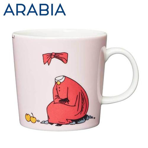 Arabia Moomin ムーミン マグカップ ニンニ 300ml