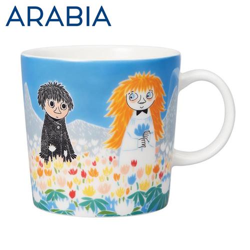 ARABIA アラビア Moomin ムーミン マグ フレンドシップ 300ml Friendship マグカップ