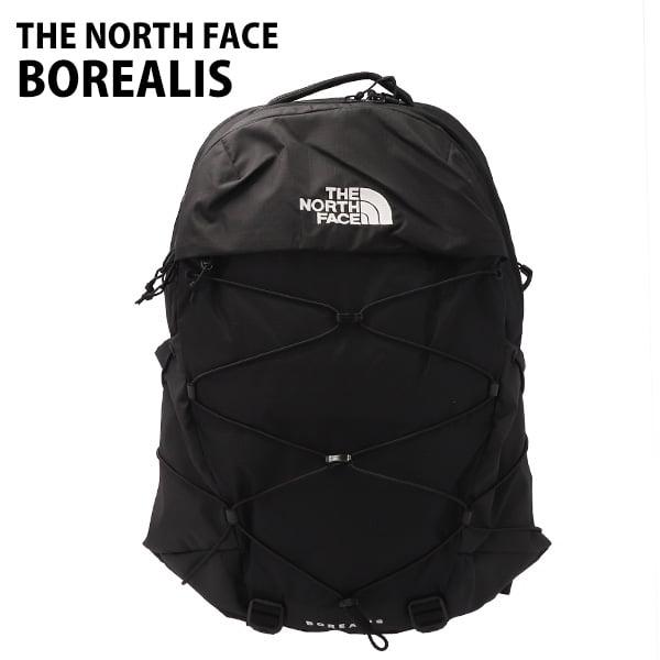 THE NORTH FACE バックパック BOREALIS CLASSIC ボレアリス クラシック ブラック T93KV3JK3