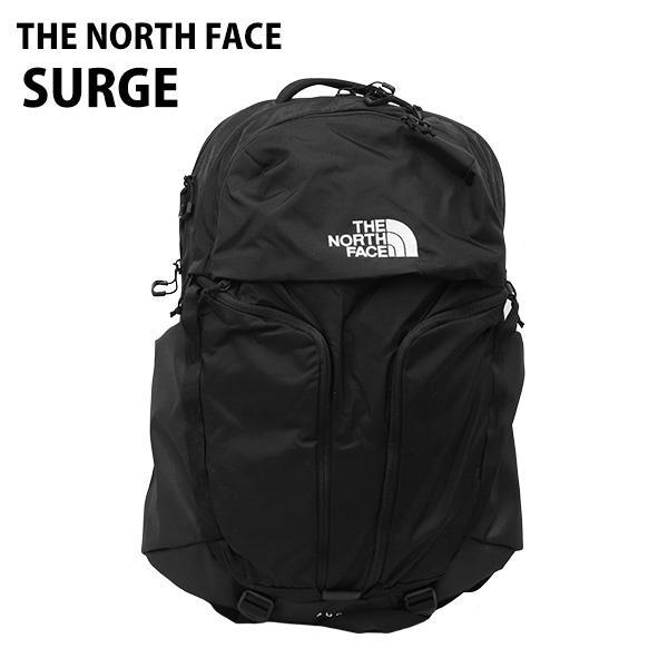 THE NORTH FACE バックパック SURGE サージ ブラック