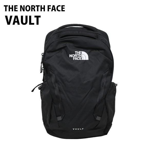 THE NORTH FACE バックパック VAULT ヴォルト ブラック T93KV9JK3