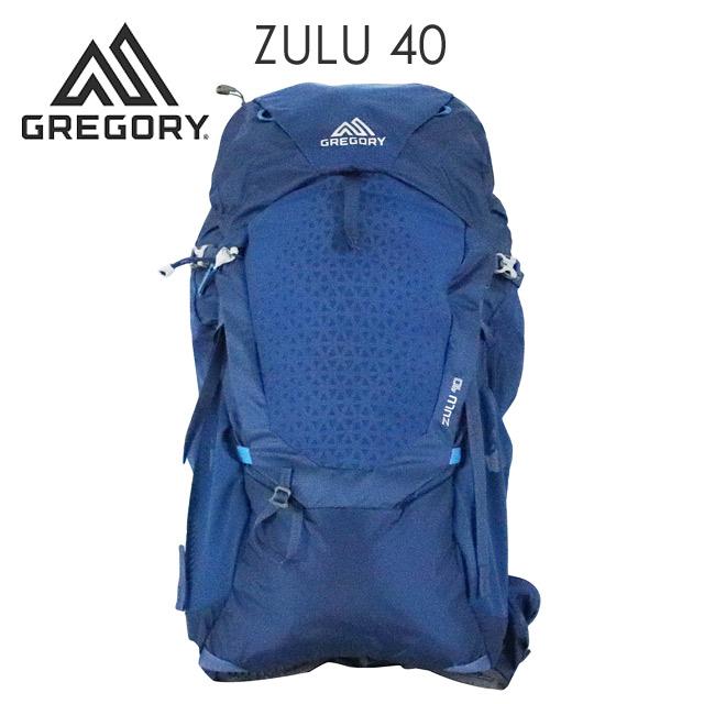 Gregory 登山リュック ZULU40 40L M/L エンパイアブルー 1115907411