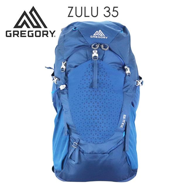 Gregory 登山リュック ZULU35 35L M/L エンパイアブルー 1115837411