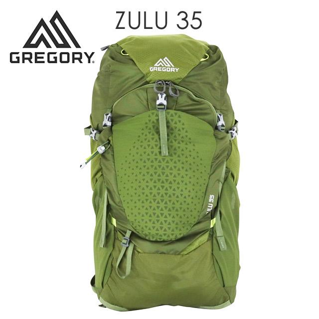 Gregory 登山リュック ZULU35 35L M/L マンティスグリーン 1115837412