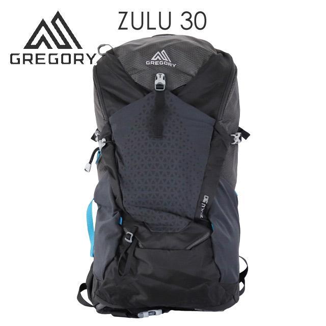 Gregory 登山リュック ZULU30 30L M/L オゾンブラック 1115807416