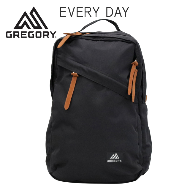 Gregory バックパック EVERY DAY 21L ブラック 119662-1041