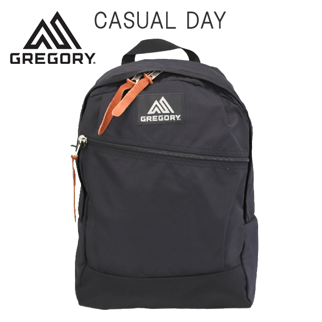 Gregory バックパック CASUAL DAY 22L ブラック 65200