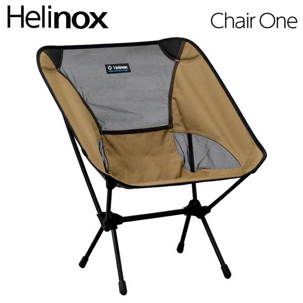 Helinox ヘリノックス Chair One Coyote Tan チェアワン コヨーテタン 折りたたみチェア