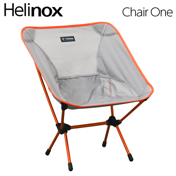 Helinox ヘリノックス Chair One Gray チェアワン グレー 折りたたみチェア