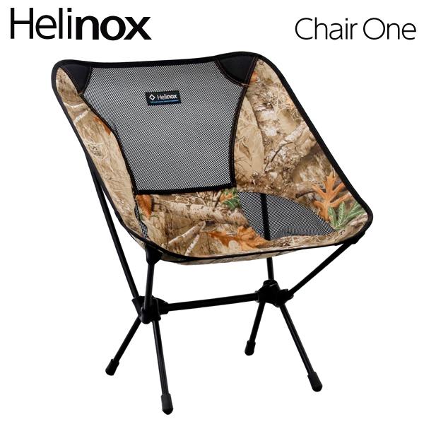 Helinox ヘリノックス Chair One Realtree チェアワン カモ リアルツリー 折りたたみチェア