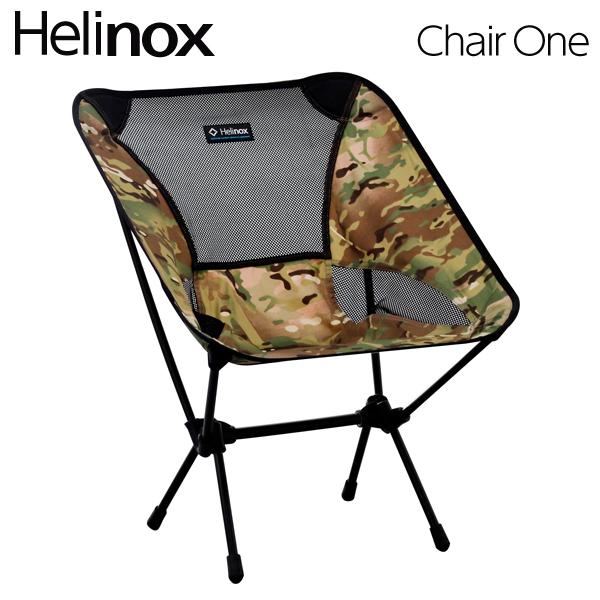 Helinox ヘリノックス Chair One Multicam チェアワン カモ マルチカム 折りたたみチェア