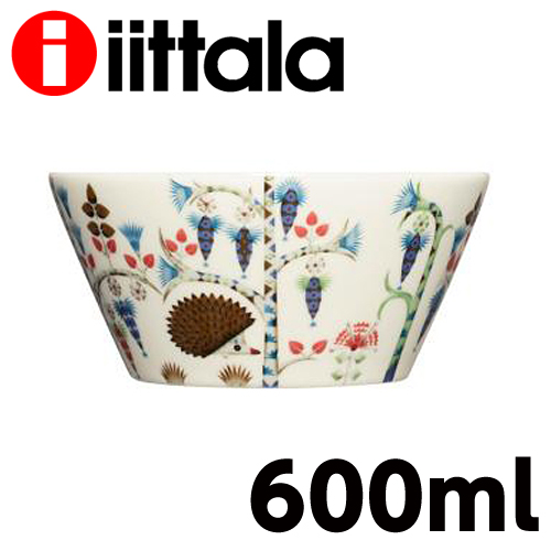 iittala イッタラ タイカ Taika シーメス ボウル 600ml