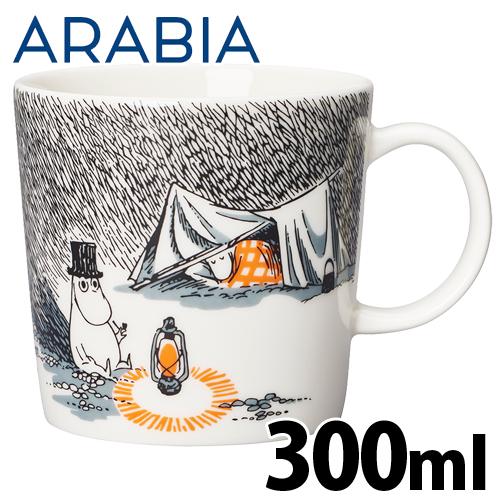 Arabia Moomin ムーミン マグカップ True to its origins スリープウェル 300ml