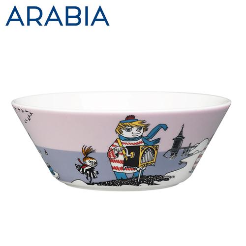 ARABIA アラビア Moomin ムーミン ボウル トゥーティッキ 15cm Tooticky