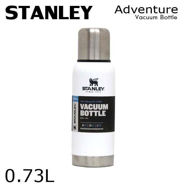 STANLEY スタンレー Adventure Vacuum Bottle アドベンチャー 真空ボトル ホワイト 0.73L 25oz