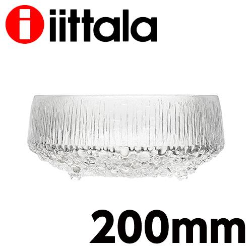 iittala イッタラ Ultima Thule ウルティマツーレ ボウル 200mm クリア