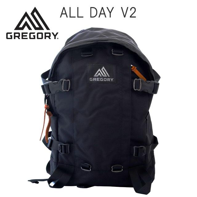 Gregory バックパック ALL DAY V2 22L ブラック 131365