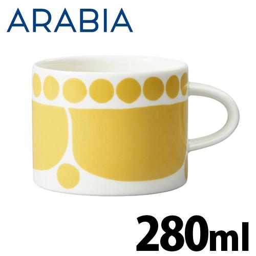 Arabia アラビア スンヌンタイ Sunnuntai ティーカップ 280ml