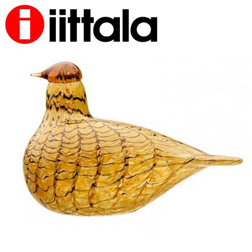 iittala イッタラ Birds by Toikka バード カラフトライチョウ 夏 150×110mm Summer Grouse