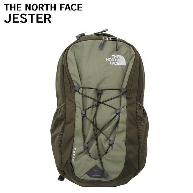 THE NORTH FACE バックパック JESTER ジェスター 29L ニュートープグリーンコンボ×ハイライズグレー